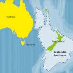 বিশ্ব মানচিত্রে যুক্ত হলো অষ্টম মহাদেশ 'জিলান্ডিয়া'