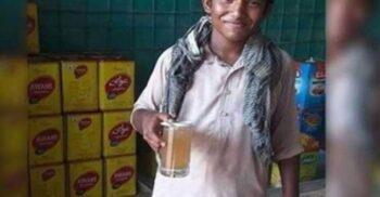ম্যাট্রিকে পুরো পাকিস্তানে প্রথম ১৬ বছরের চা বিক্রেতা কিশোর
