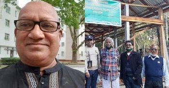 সেফুদার সেই জমিতে হচ্ছে কলেজ, উদ্বোধন করলেন ডা. জাফরুল্লাহ