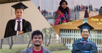 গুগলে চাকরি পেলেন  ঢাকা বিশ্ববিদ্যালয়ের একই ব্যাচের ৫ শিক্ষার্থী